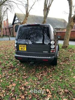 Land rover discovery 4 luxury 2016 not range rover bmw mercedes audi