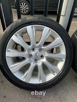 Landrover Range Rover Sport Discovery 3 4 Vw T5 T6 Alloy Wheels 21 Tyres