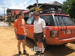 Landrover Range Rover Vogue L322 G4 Challenge Spares Repair Project Rare