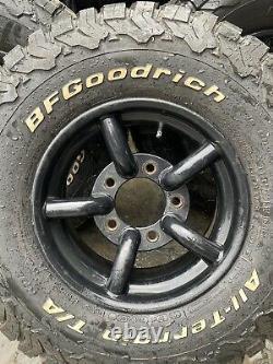 Mach 5 wheels Landrover Defender Discovery Range Rover Bfgoodrich