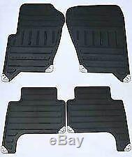 New Oem Range Rover Sport Rubber Floor Mat Set 2010-2013 Vplas0198