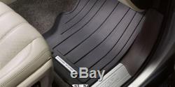 New Oem Range Rover Sport Rubber Floor Mat Set 2014-2016 Vplws0190