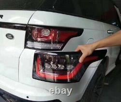 PAIR Range Rover Sport L494 2013-17 LED Rear Tail Lights 2018+ Upgrade PLUG&PLAY