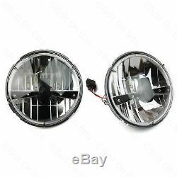 RDX LED Headlamps/Headlights E mark RHD Defender 90/110 1983-2016 Tdi/Td5/Tdci