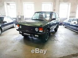 Range Rover 2 door 1990