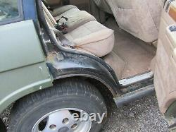 Range Rover Classic 3.9 Vogue G WAC Reg 90k miles barn find manual Eastnor Green