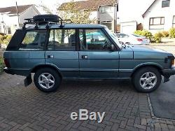 Range Rover Classic M. O. T'd original 200tdi
