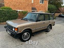 Range Rover Classic Same owner since 1996! 3.9 Vogue