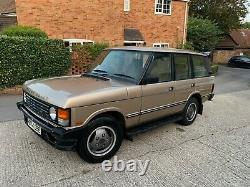 Range Rover Classic Same owner since 1996! 3.9 Vogue RE Listed Buyer issues