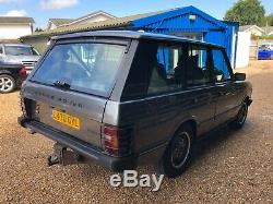 Range Rover Classic Vogue 3.9 SE 73k miles and Land Rover service history