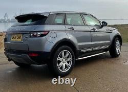 Range Rover Evoque Pure Tech ED4 2.2 Land Rover Range Rover Evoque