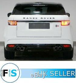 Range Rover Evoque Svr Bodykit Supply Painted & Fitted Evoque Svr Body Kit
