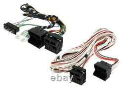 Range Rover L322 Radio Fitting And Amplifier Bypass Cable For 2002-2005