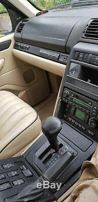 Range Rover P38 4.0 V8 LPG