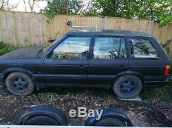 Range Rover P38 HSE 4.6 Ltr V8 perfect Engine, with car + V5. Off road project