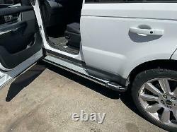 Range Rover Sport 2005-2013 Running Boards Steps Bar Side Steps Bar Boards New