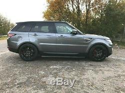 Range Rover Sport 3.0 Sdv6 Hse Full Land Rover Service Historyimmaculate