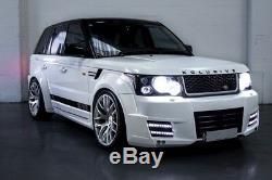 Range Rover Sport L320 Body Kit Wide Conversion