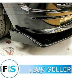 Range Rover Sport L494 LM Style Front Bumper Lip Splitter Body Kit