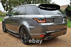 Range Rover Sport L494 Range Rover Vogue L405 2013+ Side Steps Running Boards