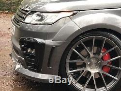 Range Rover Sport Wide Body Kit L494 Brand New Design Awesome