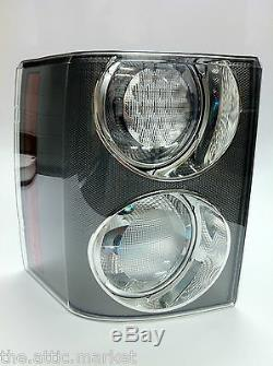 Range Rover Supercharged Clear Rear Tail Lights GENUINE Pair New Set
