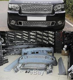 Range Rover Vogue 02-13 L322 Autobiography Body Kit, Front/rear Bumpers Oem Fit