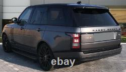 Range Rover Vogue L405 Range Rover Sport L494 2013+ Side Steps Running Boards