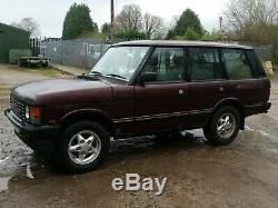 Range Rover classic 1993 tdi