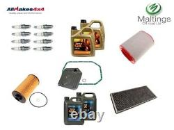 Range rover 4.4 complete service kit 4.4 v8 l322 service kit 02-06 4.4 filters