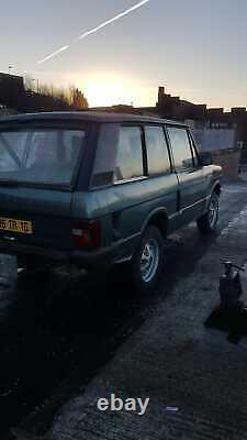 Range rover classic 2 door 1979