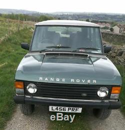 Range rover classic 200 tdi manual