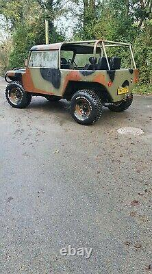Range rover classic 4x4 6 cylinder 2.8 diesel. BARN FIND. Military vehicle