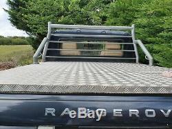 Range rover pick up