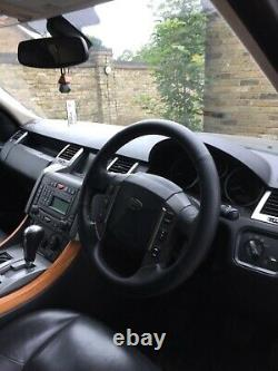 Range rover sport tdv8 hse Prototype from Land Rover