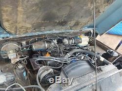Range rover v8 3.5 carb engine, complete running