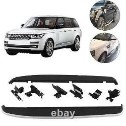 Running Boards Side Steps for Land Rover Range Rover Sport 2005 2013 OE STYLE