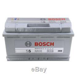 S5013 S5 019 Car Battery 5 Years Warranty 100Ah 830cca 12V Electrical By Bosch