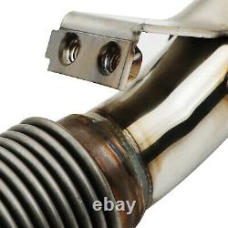 Stainless Exhaust Cross Over Pipe For Land Range Rover Sport Discovery 4 Sdv6
