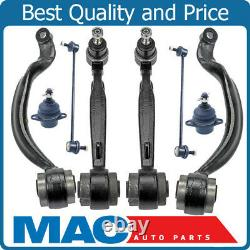 UPP CONTROL ARMS BALL JOINTS SWAY BAR LINKS SUSP KIT 03-11 LAND RANGE ROVER 8Pc