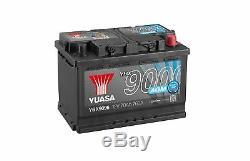 Yuasa AGM Start Stop Plus Battery 70Ah 760CCA YBX9096 3 Year Warranty