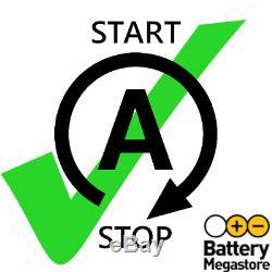 019 Start Stop Efb Voiture Van Batterie 12v 95ah 900cca-agm Alternative Mercedes Bmw
