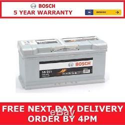 020 Bosch S5015 12v 110ah Batterie De Voiture Correspond À De Nombreux Audi Bmw Terre Range Rover Porsch