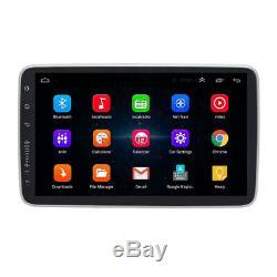 1 Din Android 8.1 9 1080 P Quad-core Ram 1 Go Rom 16 Go De Voiture Stéréo Radio Gps Obd