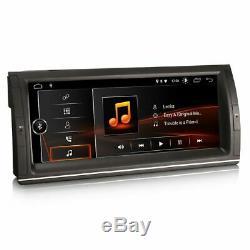 10,25 Android 10.0 Q Car Jouer Satnav Bt Dab Gps Wifi Radio Pour Range Rover L322