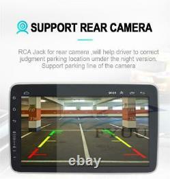 10car Lecteur Multimédia Android 9.1 Stereo Vidéo Gps Autoradio Wifi Mp5
