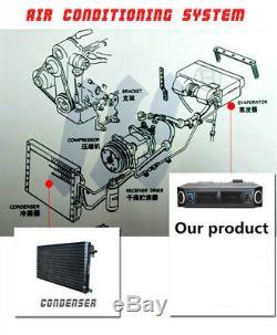 12v Durable A / C Kit Universel Sous Dash Kit Évaporateur Climatiseur 3 Vitesse