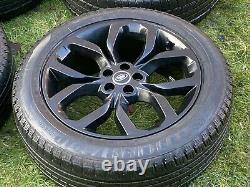 19 Pneus Véritables Range Rover Velar Evoque Discovery Sport Alloys Wheels
