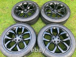 19 Véritables Range Rover Velar Evoque Discovery Sport Alloy Wheels Pirelli Tyres