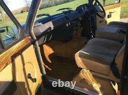 1982 Range Rover Classic 3.5 V8 Vogue Blue 1 Précédent Propriétaire Patine Survivant